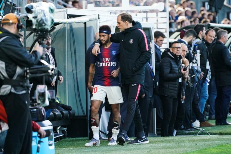 Tuchel ne voudrait pas que Neymar s'en aille du PSG