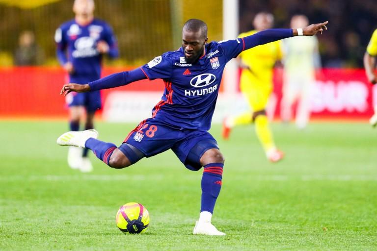 Tanguy Ndombele va quitter l' OL cet été.