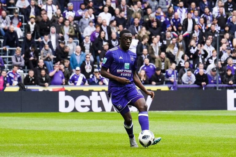 Dennis Appiah, nouvelle recrue du FC Nantes.