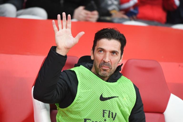 Gianluigi Buffon quitte le PSG un an après son arrivée.