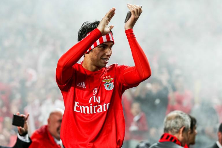Joao Felix, attaquant du Benfica, annoncé dans le viseur du PSG.