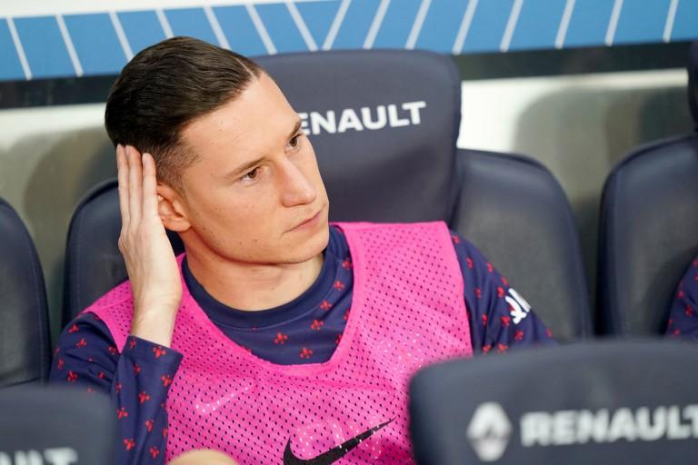 Draxler pourrait finalement partir à Berlin — PSG