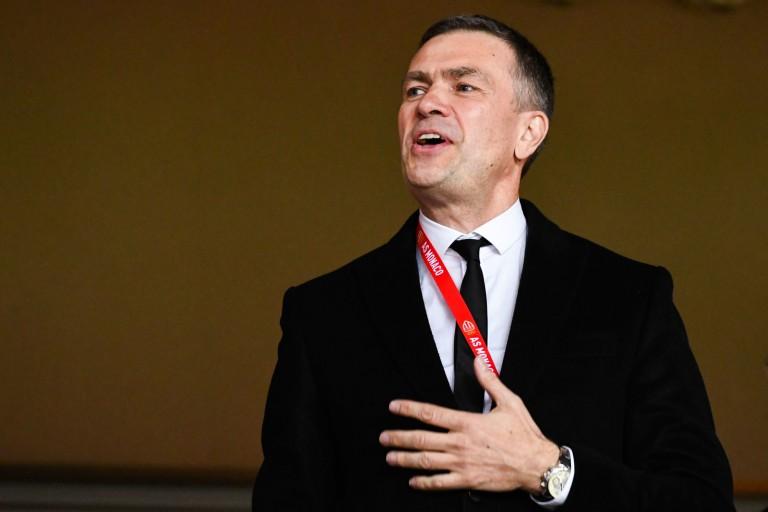 Oleg Petrov, vice-président Directeur général de l'AS Monaco.