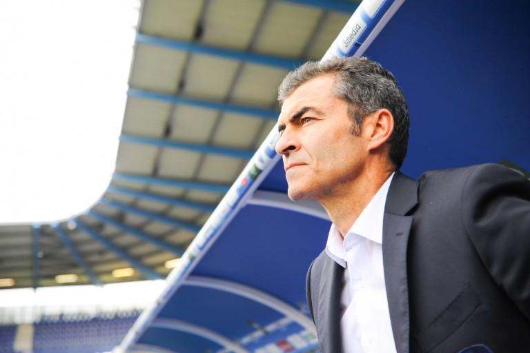 Rui Almeida est le nouvel entraîneur du SM Caen.