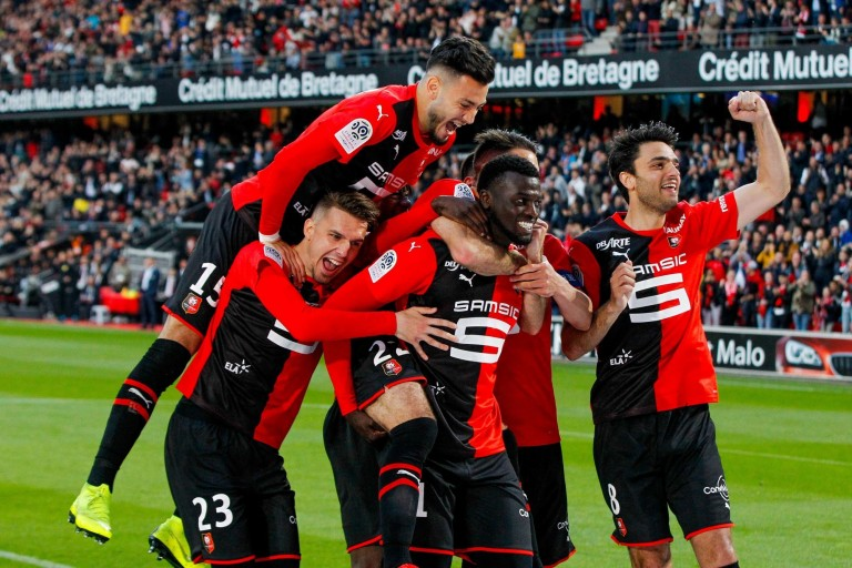 Le Stade Rennais arrache le nul contre Nice