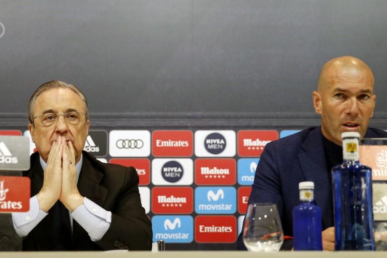 Paul Pogba pourrait être au coeur des tensions entre Zidane et Pérez au Réal Madrid.