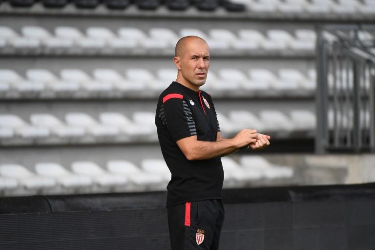 Leonardo Jardim (AS Monaco) pas convaincu par le talent de Han-Noah Massengo.