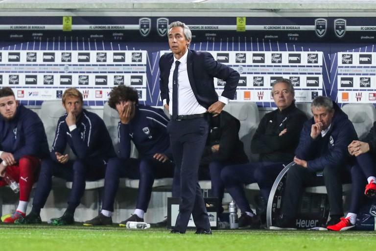Paulo Sousa et Bordeaux ont perdu 4-3 contre le PSG