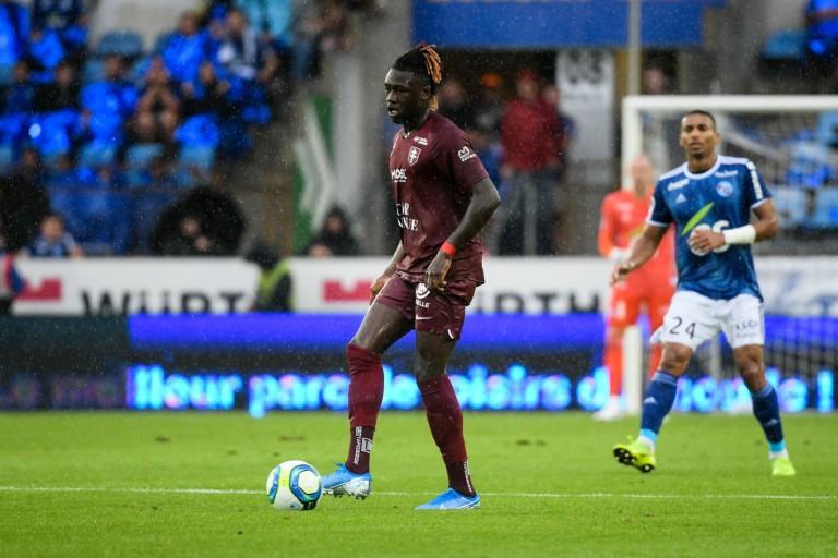 Kévin N'Doram devrait rester au FC Metz