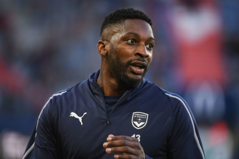 Younousse Sankharé a été mis à pied chez les Girondins de Bordeaux.