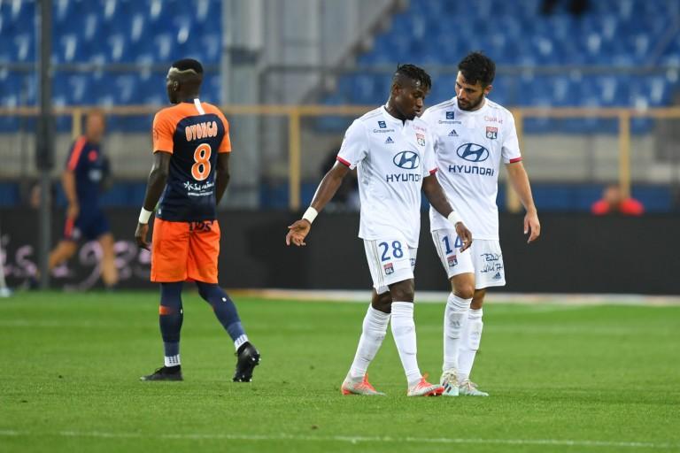 Youssouf Koné et Léo Dubois, deux des 4 blessés graves de l' OL.