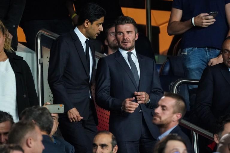 Beckham tient Idrissa Gueye pour l'homme du match PSG - Real Madrid