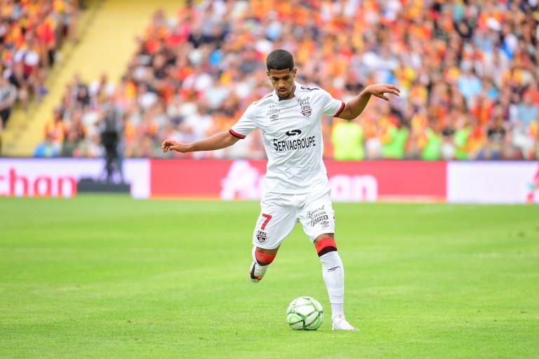 Ludovic Blas a rejoint le FC Nantes cet été.
