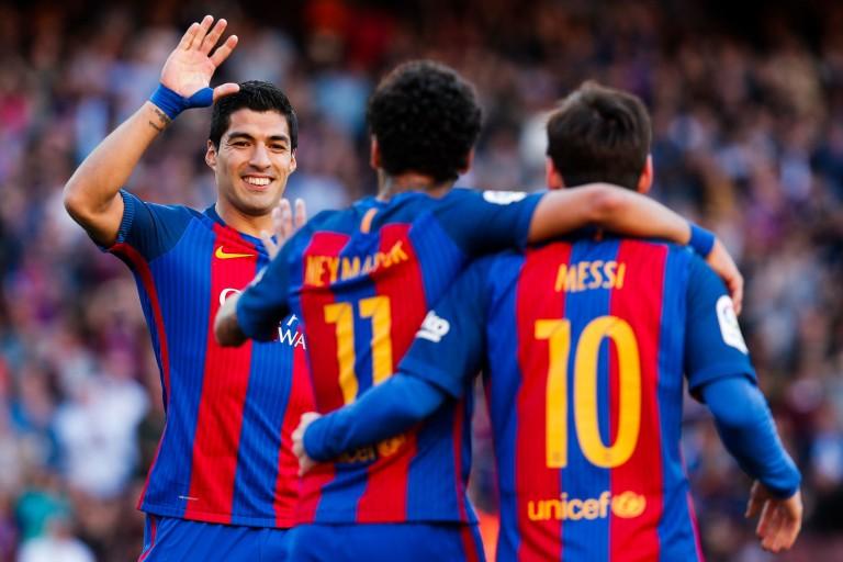 Luis Suarez contredit Piqué pour un retour de Neymar au Barça.