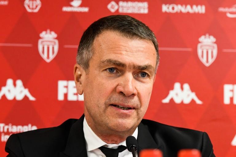 Les grandes ambitions du vice-président de l'AS Monaco — FOLIE