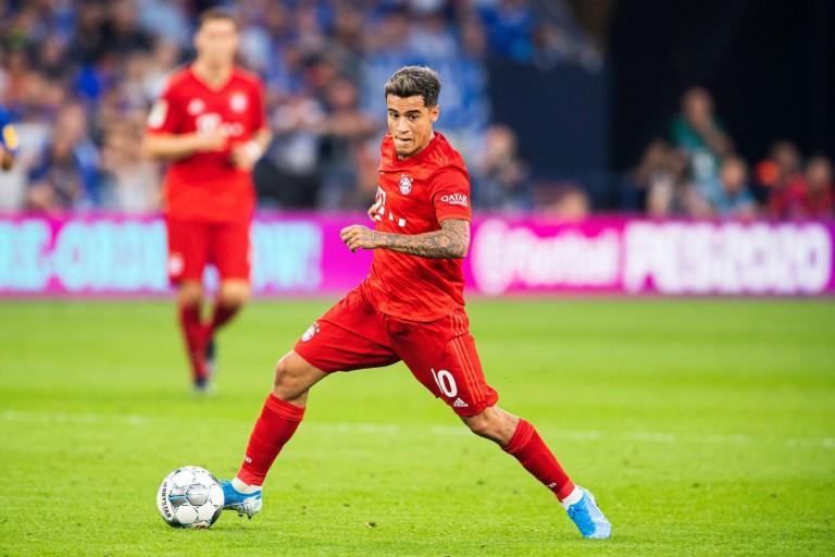 Prêté par le Barça, Philippe Coutinho impressionne avec le Bayern Munich.