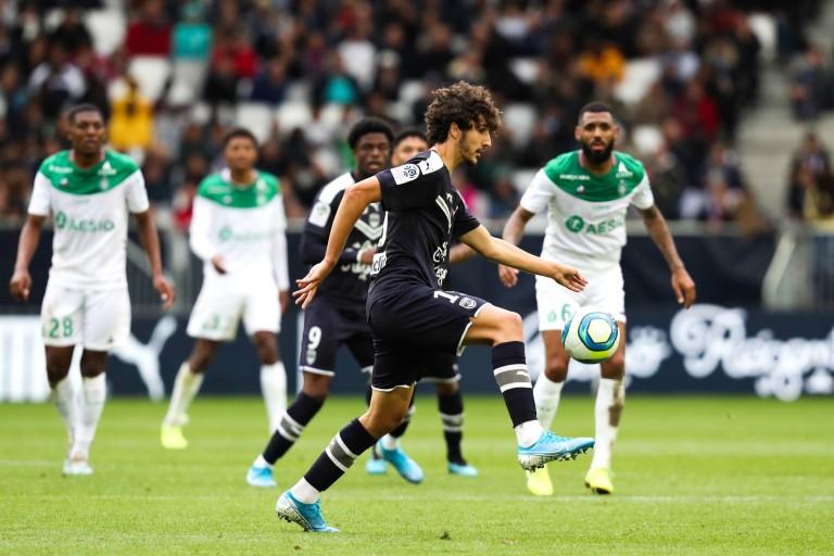 L' ASSE a battu Bordeaux dans le temps additionnel.