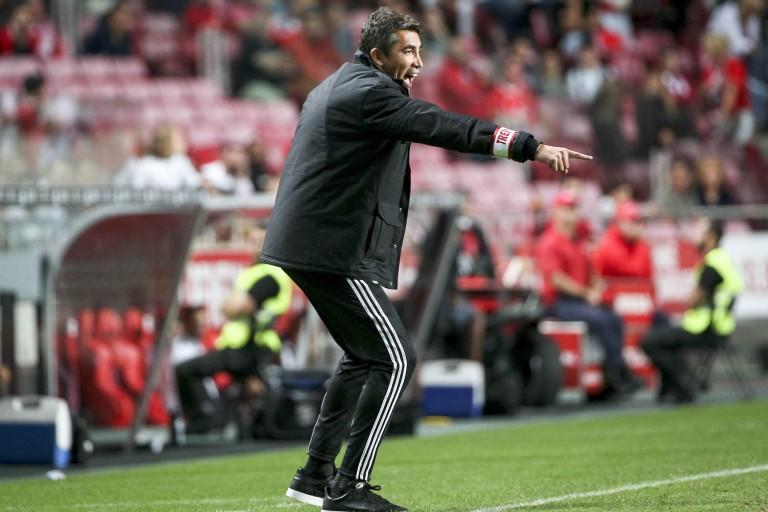 Bruno Lage, entraineur du Benfica, adversaire de l' OL.