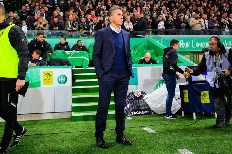 ASSE : Claude Puel évoque une victoire compliquée contre Bordeaux