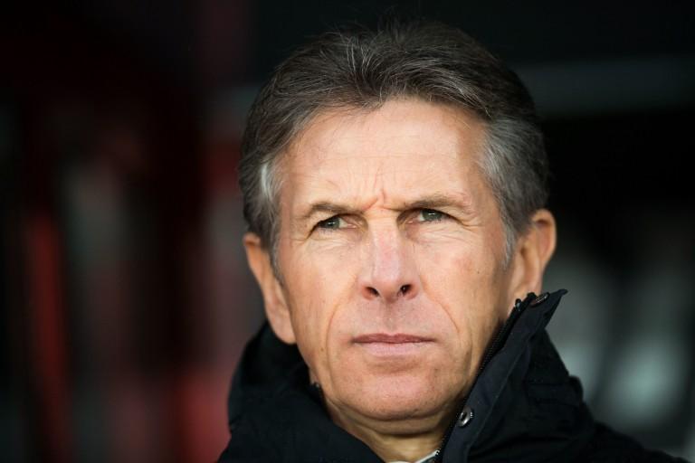 Claude Puel, nouvel entraineur de l' ASSE.