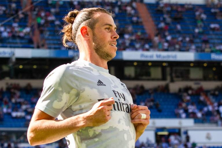 Gareth Bale en difficulté u Real Madrid.
