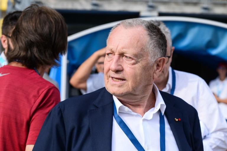 Bras droit de Jean-Michel Aulas (président de l' OL), Bernard Lacombe part à la retraite.