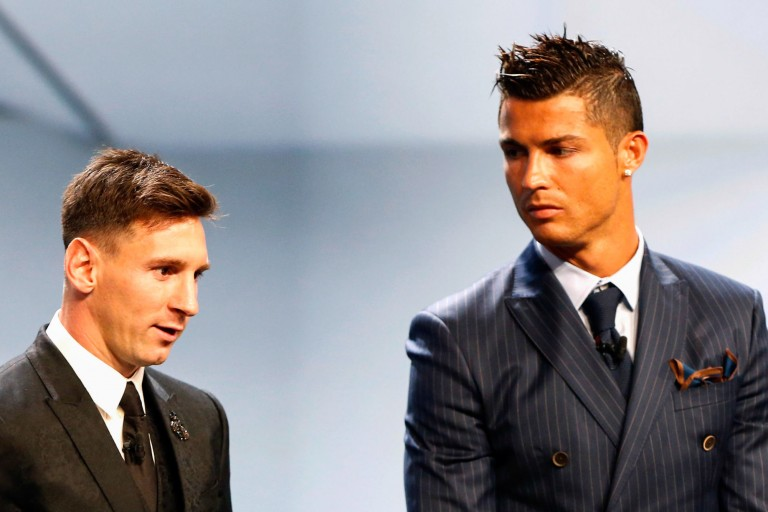 Kaka place Lionel Messi au-dessus de Cristiano Ronaldo