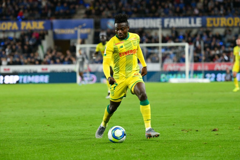 Moses Simon courtisé en Chine