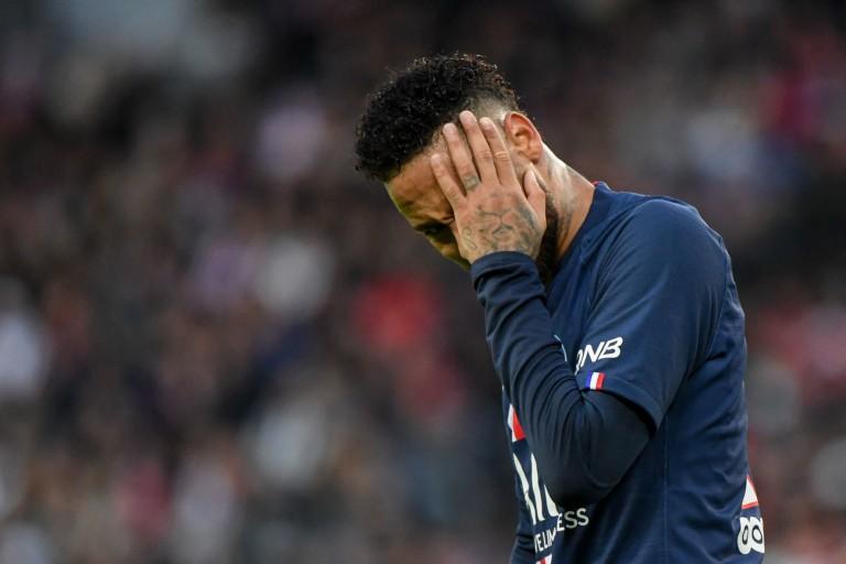 Neymar pourrait quitter le PSG l'été prochain.