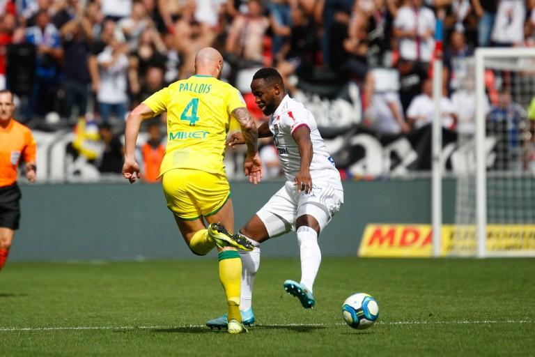 Nicolas Pallois défenseur du FC Nantes.