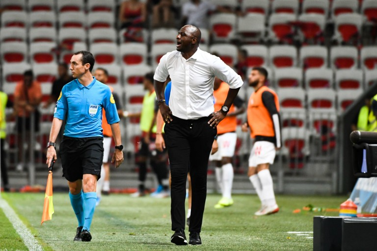 Patrick Vieira se verrait bien plus tard entraîner en Premier League