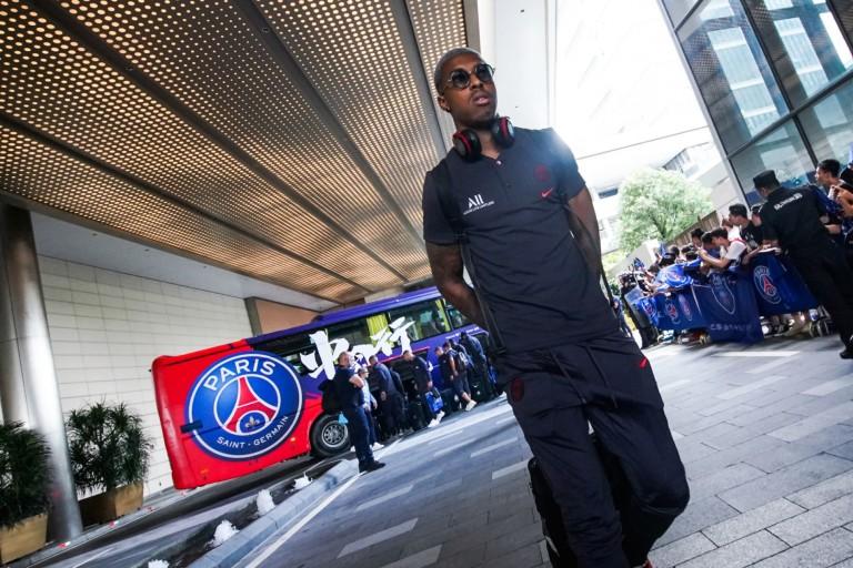 Presnel Kimpembe est suspendu pour le match PSG - FC Nantes.