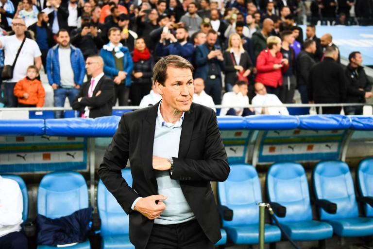 OL : Rudi Garcia n'en veut pas à ses joueurs pour le nul contre le Dijon FCO
