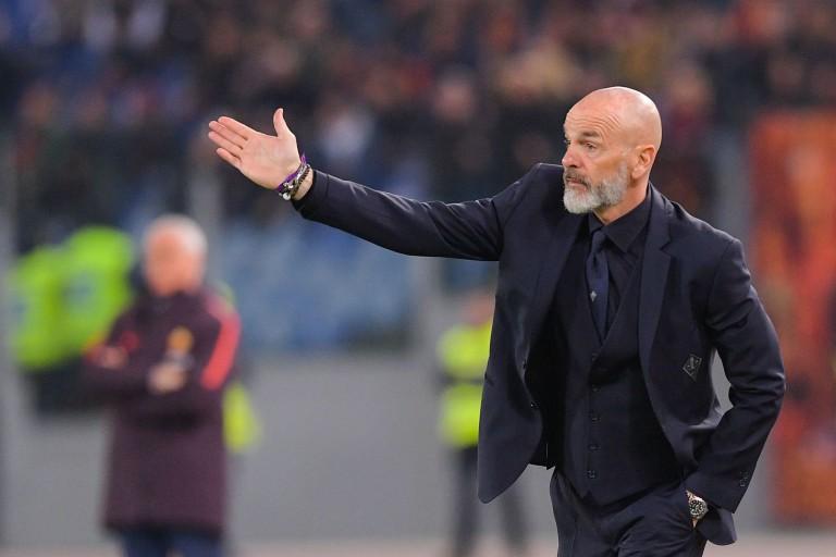 Stefano Pioli a pris les rênes du Milan il y a quelques semaines