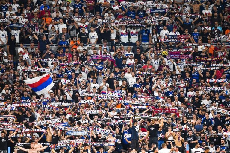 Les supporters de l' OL interdits de se déplacer au Vélodrome contre l' OM.