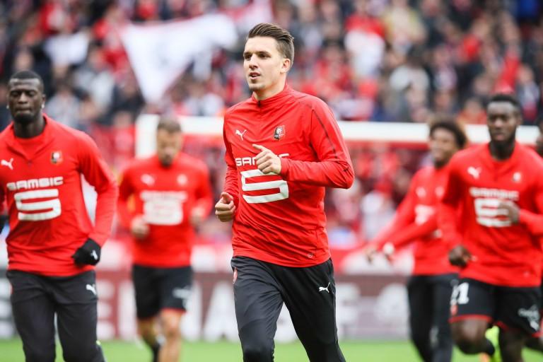 Stade Rennais : Adrien Hunou en fin de contrat avec Rennes.