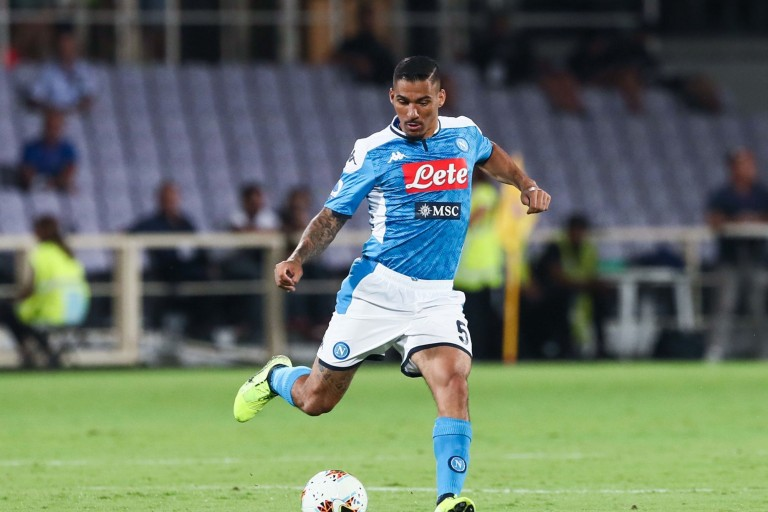 Allan pourrait être prêté par le Napoli au PSG cet hiver.