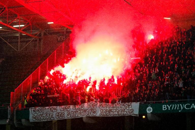 Affrontements entre supporters du PSG et Galatasaray.