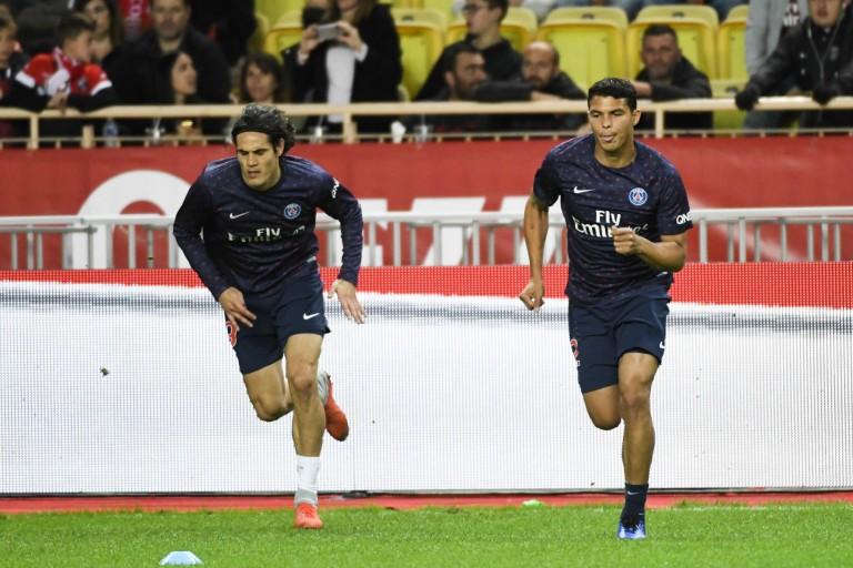 Edinson Cavani et Thiago Silva vont quitter le PSG