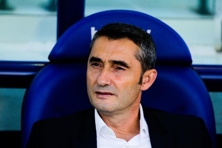 Ernesto Valverde en difficulté au Barça