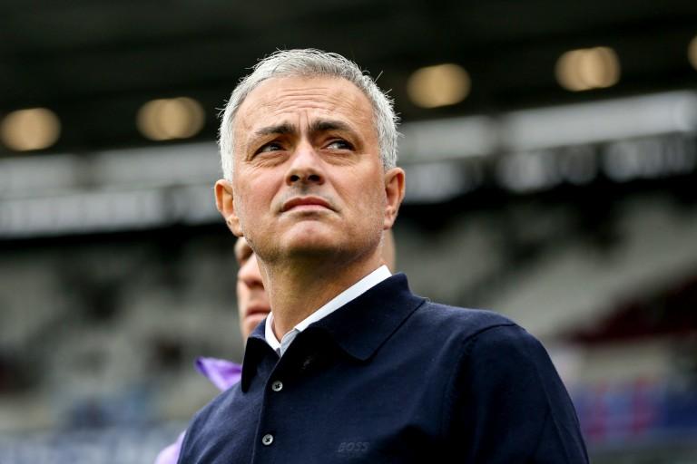 José Mourinho, ancien entraîneur du Real Madrid