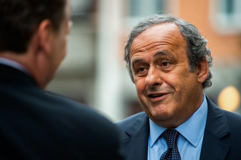 L'ancien président de l' OM Tapie avait transmis une proposition à Michel Platini