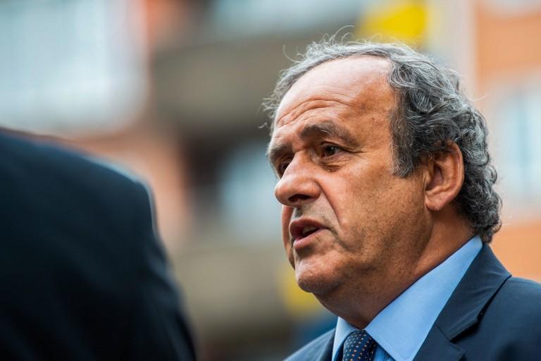 Asse : Michel Platini peut revenir dans le football