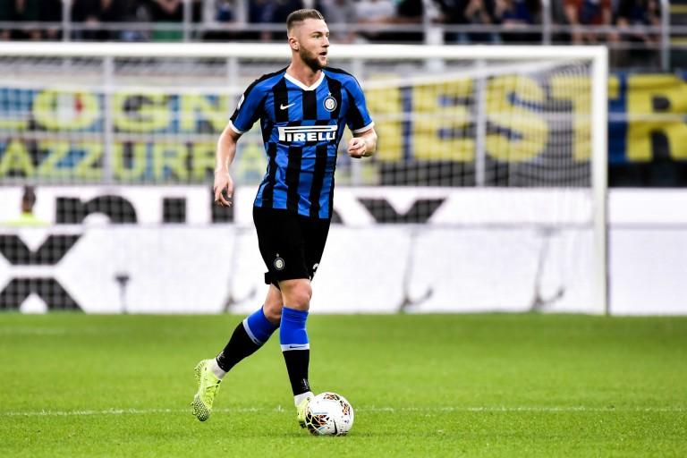 Milan Skriniar pisté pour remplacer Thiago Silva