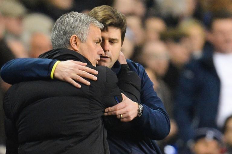 José Mourinho remplace Mauricio Pochettino sur le banc de Tottenham.