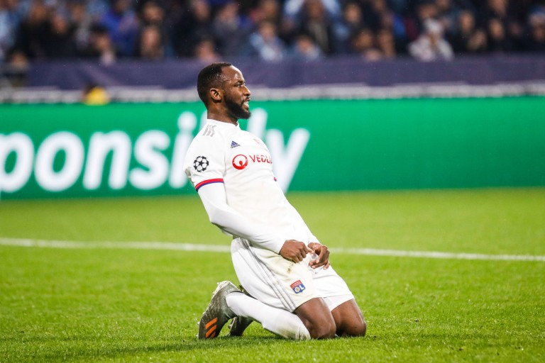 Moussa Dembélé encore buteur avec l' OL