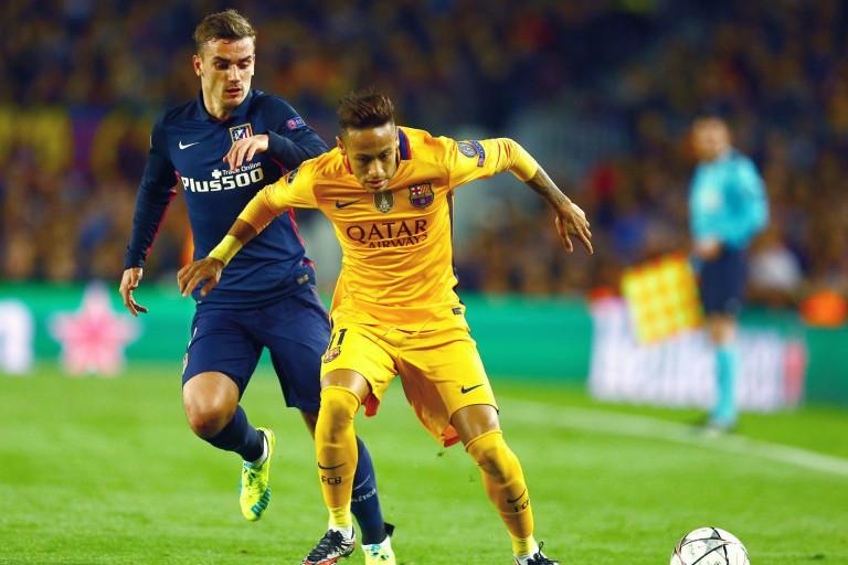 Antoine Griezmann est d'accord pour un retour de Neymar au Barça.