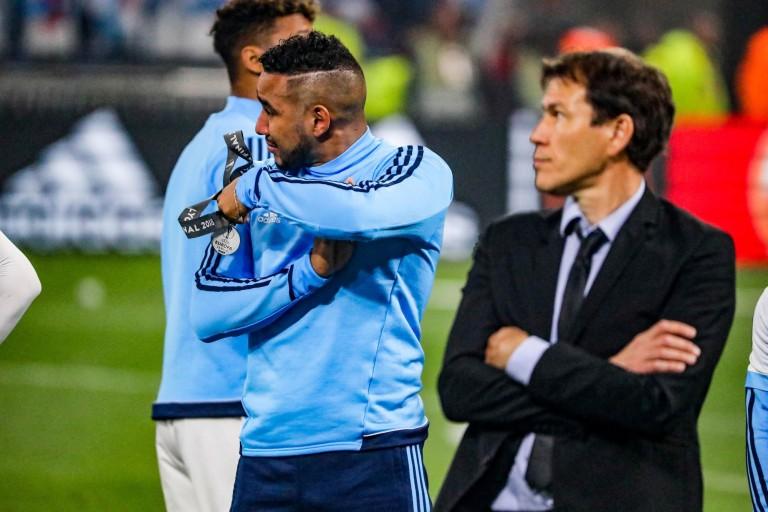 OM : Payet ne regrette pas d'avoir attaqué Garcia