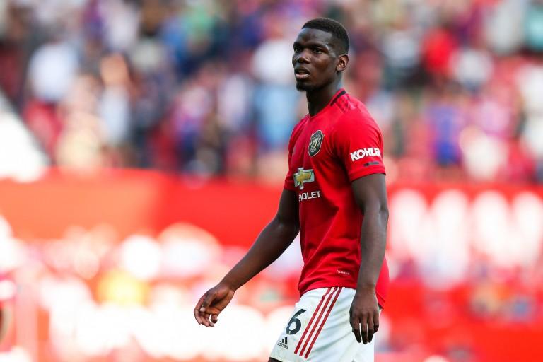 Paul Pogba pourrait rester à Man United