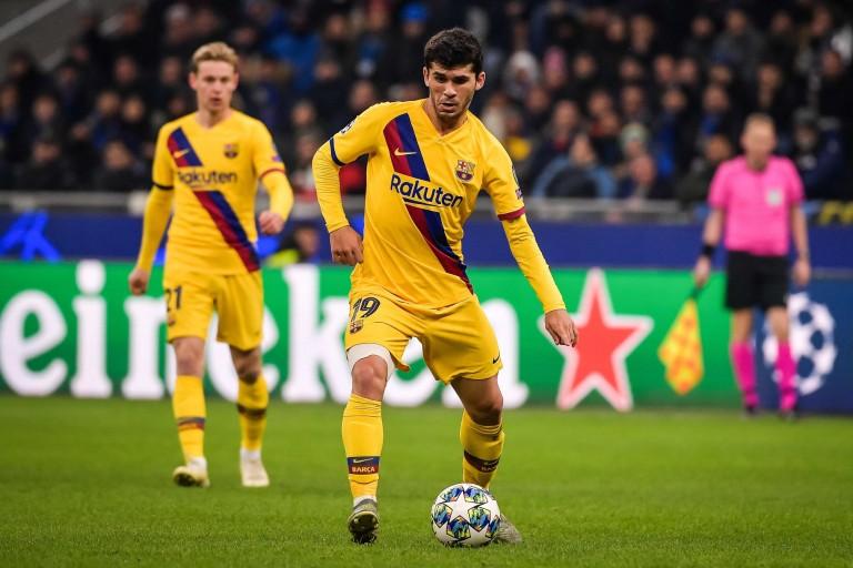 Carles Aleña est décidé à s'imposer du côté du Camp Nou